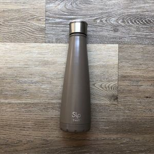 Sip by Swell tan water bottle